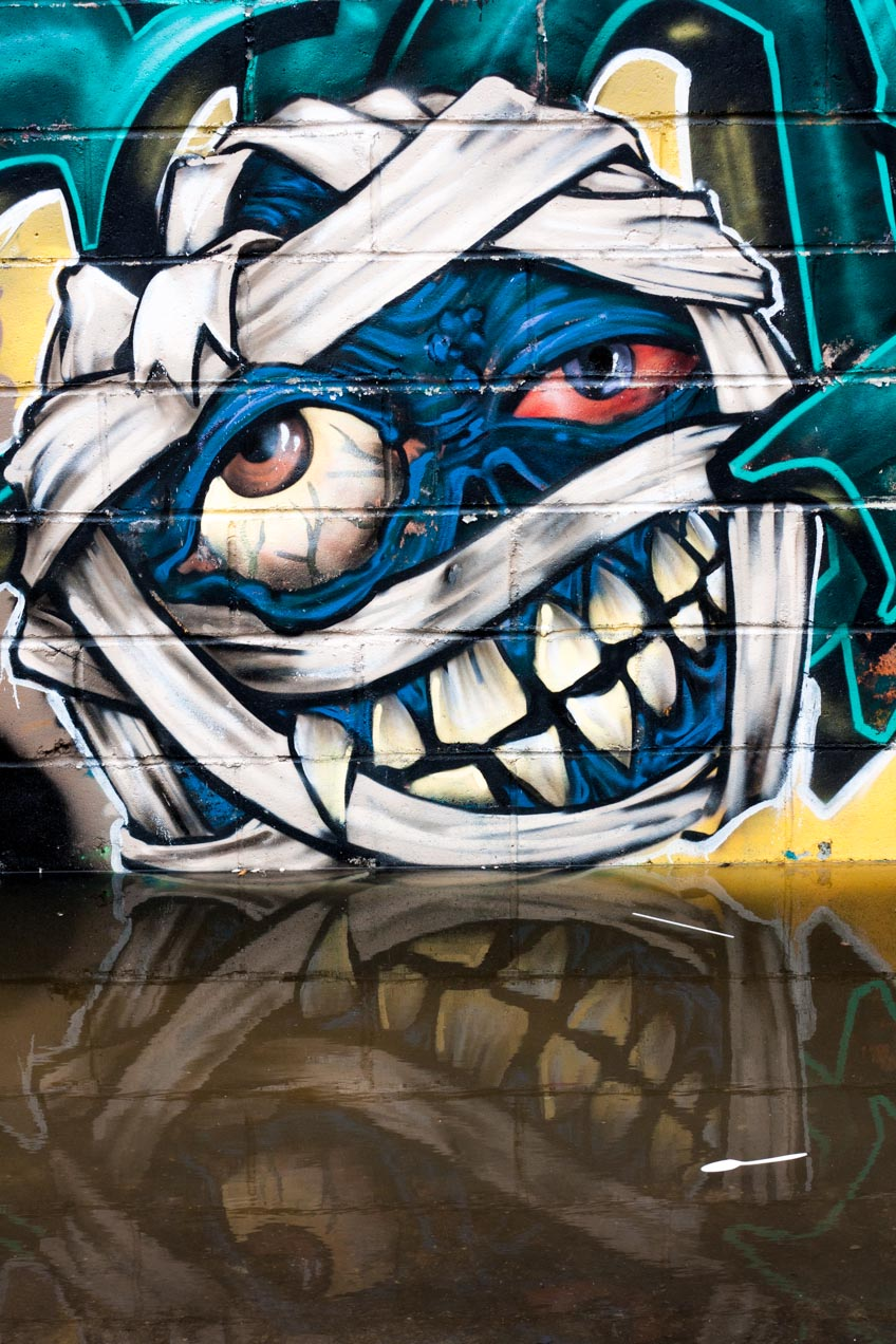 Graffiti en la ciudad de New York
