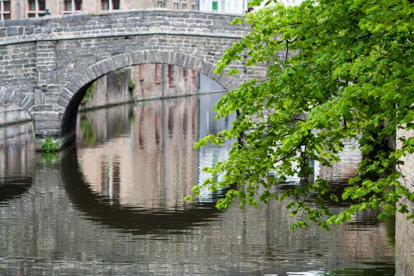 Puente en un canal de Amsterdam, Holanda. © mateoht 1990-2013 - http://lafotodeldia.net