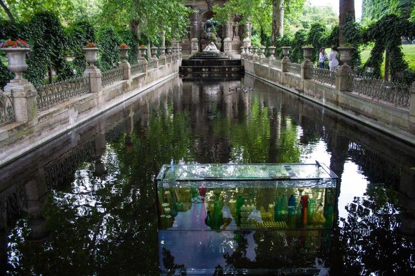 Estanque en el palacio de Versalles, París, Francia. © mateoht 1990-2013 - http://lafotodeldia.net
