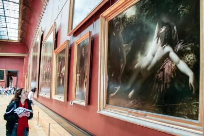 Museo del Louvre, Paris, Francia. © mateoht 1990-2013 - http://lafotodeldia.net