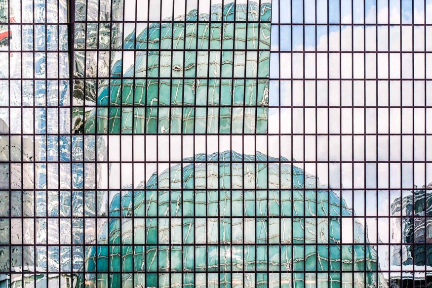 Edificio en La Defense, París. © mateoht 1990-2013 - http://lafotodeldia.net