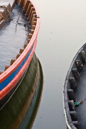 Barcas en el puerto de Silla, Albufera, Valencia. © mateoht 1990-2013 - http://lafotodeldia.net