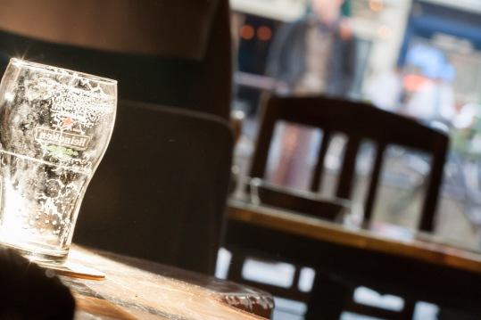 Interior de un bar en Amsterdam. © mateoht 1990-2013 - http://lafotodeldia.net