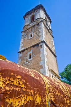 Campanario en Sant Mateu, Castellón. © mateoht 1990-2013 - http://lafotodeldia.net
