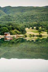 Lago en Chamonix, Francia. © mateoht 1990-2013 - http://lafotodeldia.net