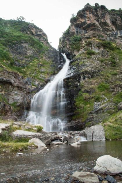 Cascada en Benasque, Huesca. © mateoht 1990-2013 - http://lafotodeldia.net