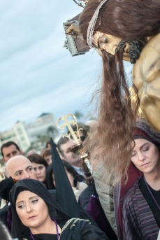 Semana Santa en el Cabanyal, Valencia. © mateoht 1990-2013 - http://lafotodeldia.net