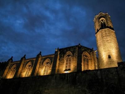 Iglesia en Barcelona. © mateoht 1990-2013 - http://lafotodeldia.net