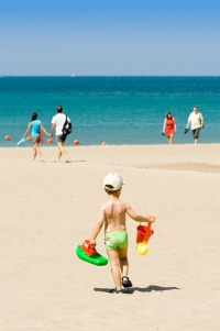 Playa de Denia, Alicante. © mateoht 1990-2013 - http://lafotodeldia.net