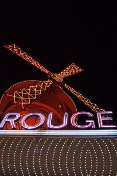 Moulin Rouge, en París. © mateoht 1990-2013 - http://lafotodeldia.net
