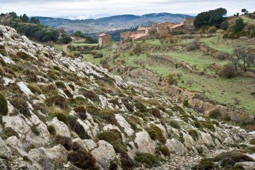 Masia en Castell de Cabres, Castellón. © mateoht 1990-2013 - http://lafotodeldia.net