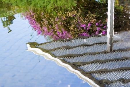 Reflejo en el agua. © mateoht 1990-2013 - http://lafotodeldia.net