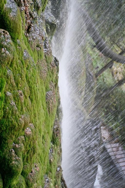 Cascada en Gestalgar, Valencia.© mateoht 1990-2013 - http://lafotodeldia.net