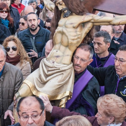 Semana Santa marinera en el Cabanyal, Valencia. © mateoht 1990-2013 - http://lafotodeldia.net