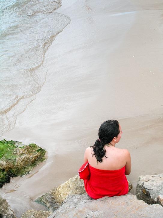 Playa de Sitges. © mateoht 1990-2013 - http://lafotodeldia.net