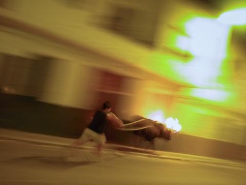 Bou embolat a Burjassot, Valencia. © mateoht 1990-2013 - http://lafotodeldia.net