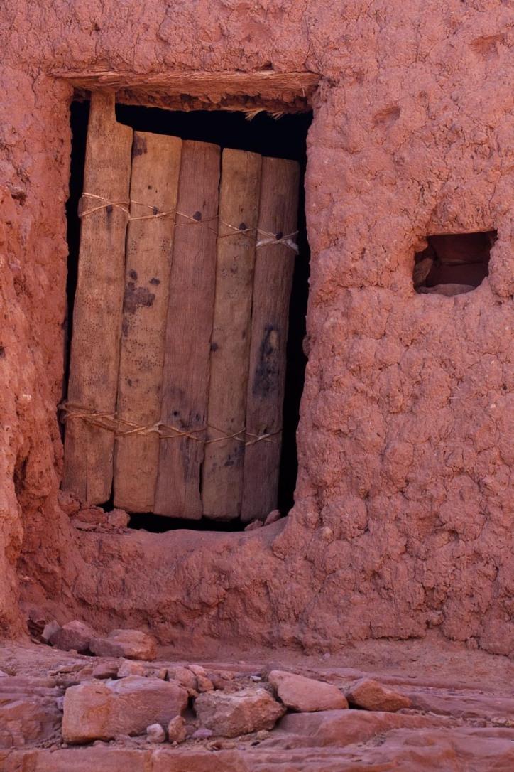 Puerta en Timimoun, Argelia. © mateoht 1990-2013 - http://lafotodeldia.net