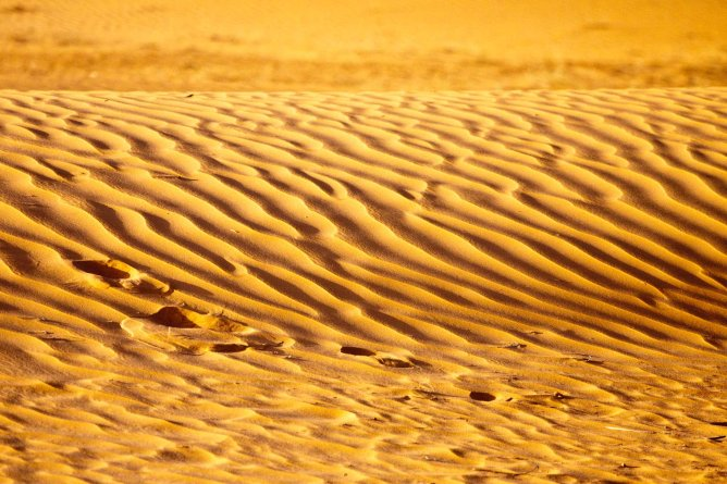 Arena en el Sahara, Argelia. © mateoht 1990-2013 - http://lafotodeldia.net