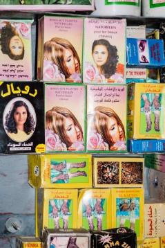 Escaparate en Timimoun, Argelia. © mateoht 1990-2013 - http://lafotodeldia.net