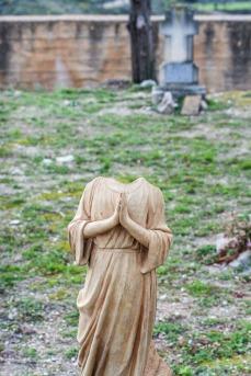 Cementerio abandonado en Guadalest, Alicante. © mateoht 1990-2013 - http://lafotodeldia.net