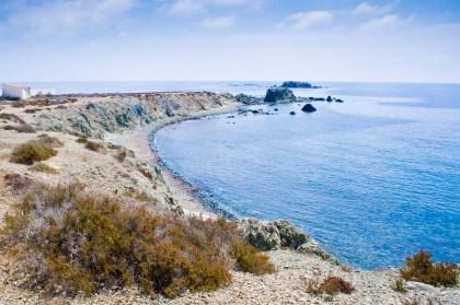 Playa en la isla de Tabarca, Alicante. © mateoht 1990-2013 - http://lafotodeldia.net