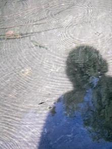 Reflejo en el agua, Navajas (Valencia). © mateoht 1990-2013 - http://lafotodeldia.net