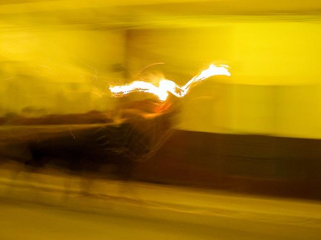 Bou embolat en Burjassot, Valencia. © mateoht 1990-2013 - http://lafotodeldia.net