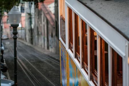 Tranvia en Lisboa. © mateoht 1990-2013 - http://lafotodeldia.net