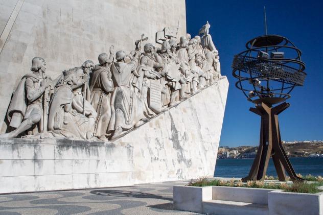 Escultura en Lisboa. © mateoht 1990-2014 - http://lafotodeldia.net