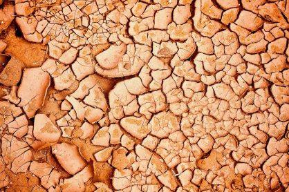 Suelo en el desierto, Argelia. © mateoht 1990-2013 - http://lafotodeldia.net