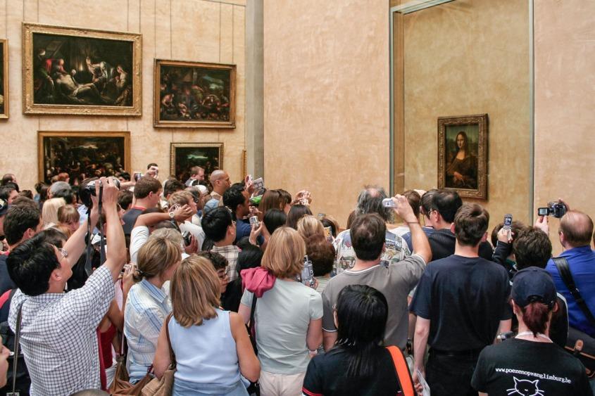 Sala en el interior del Louvre, París. © mateoht 1990-2014 - http://lafotodeldia.net
