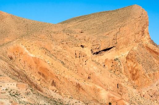 Aldea en la montaña, Timimoun (Argelia). © mateoht 1990-2013 - http://lafotodeldia.net