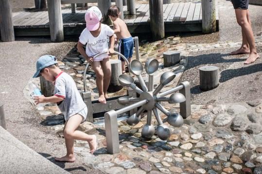 Niños jugando en un parque, New York. © mateoht 1990-2013 - http://lafotodeldia.net