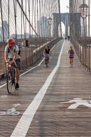 Puente de Brooklyn, New York, USA. © mateoht 1990-2014 - http://lafotodeldia.net