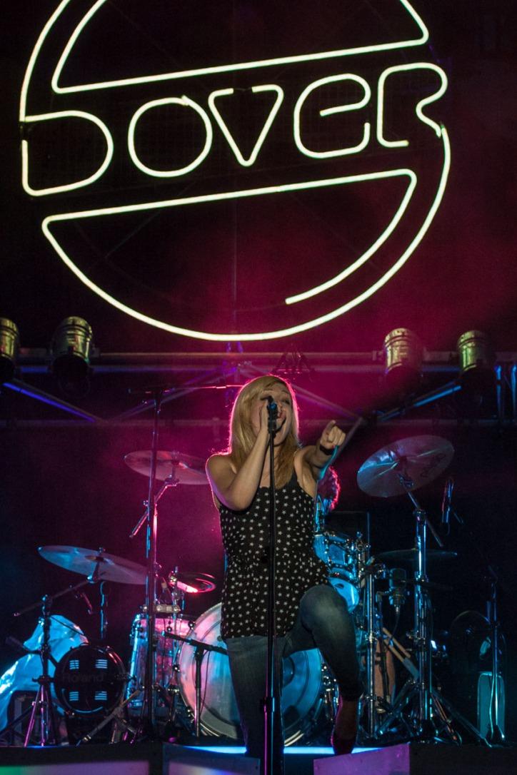 Concierto de Dover, Valencia © mateoht 1990-2014 - http://lafotodeldia.net