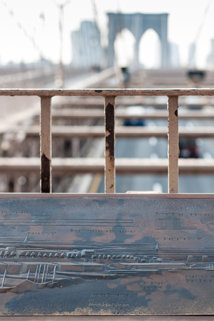 Puente de Brooklyn, New York © mateoht 1990-2013 - http://lafotodeldia.net