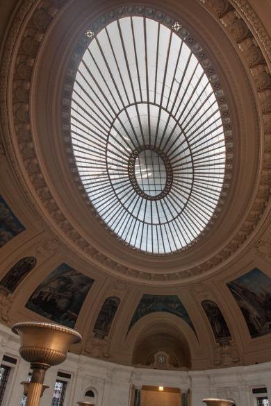 Interior de museo, New York. © mateoht 1990-2014 - http://lafotodeldia.net