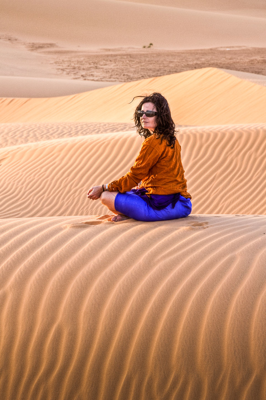 Desierto cerca de El Gólea, Argelia.© mateoht 1990-2014 - http://lafotodeldia.net