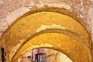 Calle en El Gólea, Argelia. © mateoht 1990-2014 - http://lafotodeldia.net
