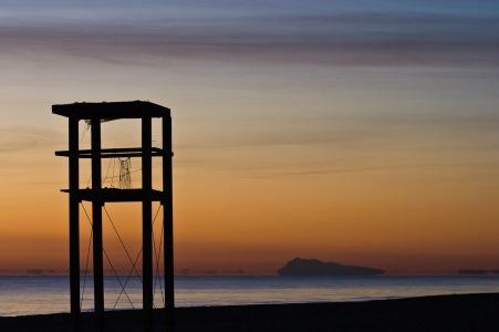 Amanecer en el Saler, Valencia. © mateoht 1990-2014 - http://lafotodeldia.net