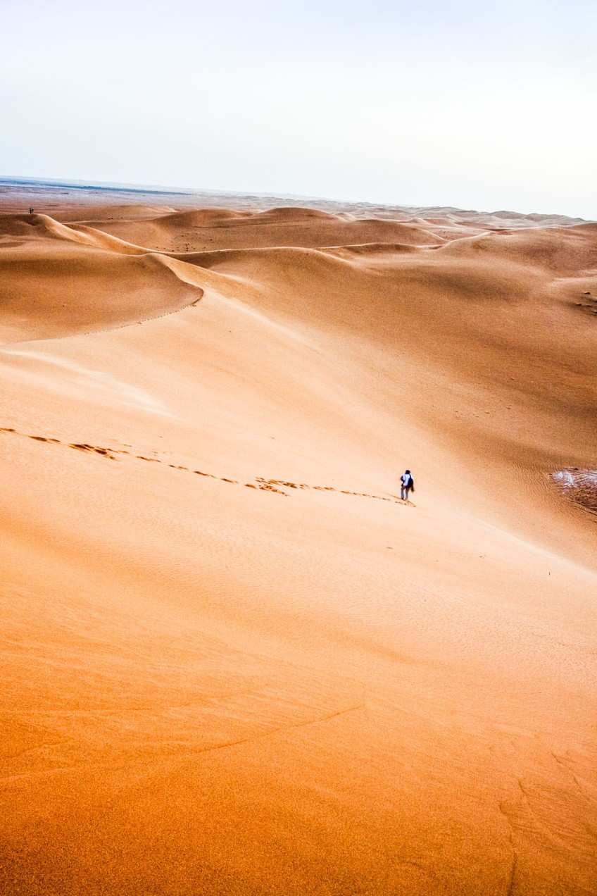 Desierto en El Gólea, Argelia, Sahara.© mateoht 1990-2014 - http://lafotodeldia.net