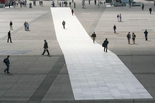 La Défense, París, Francia. © mateoht 1990-2014 - http://lafotodeldia.net