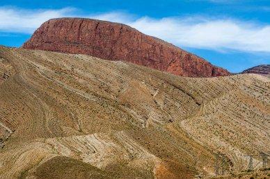 Montañas en Tinerhir, Marruecos.© mateoht 1990-2014 - http://lafotodeldia.net