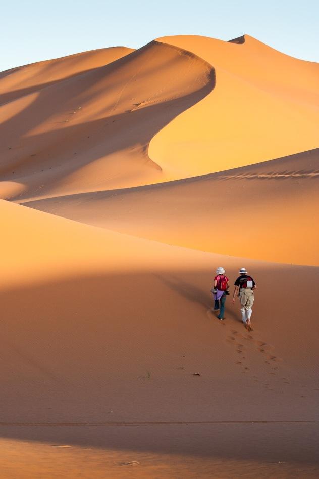 Merzouga, Marruecos. © mateoht 1990-2014 - http://lafotodeldia.net